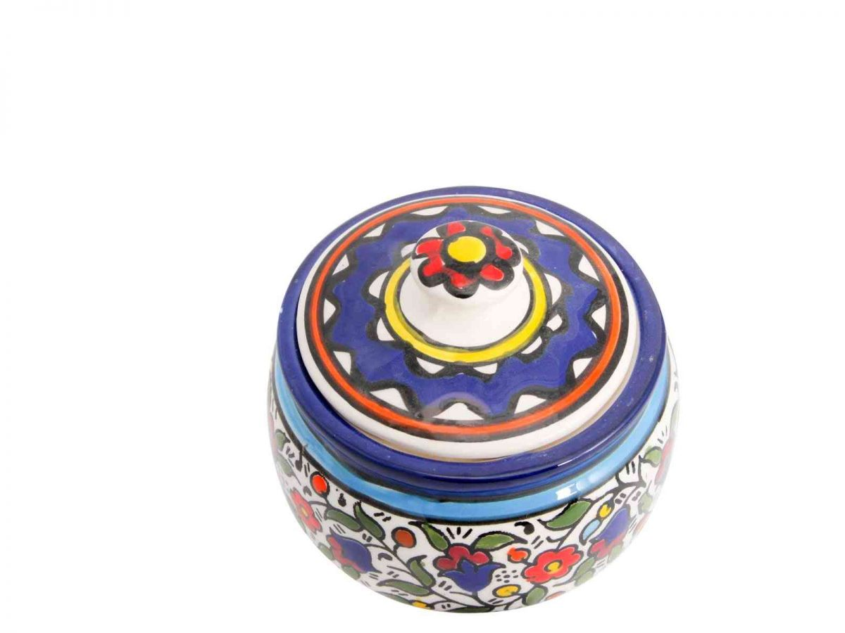 Armenian Sugar Bowl -0