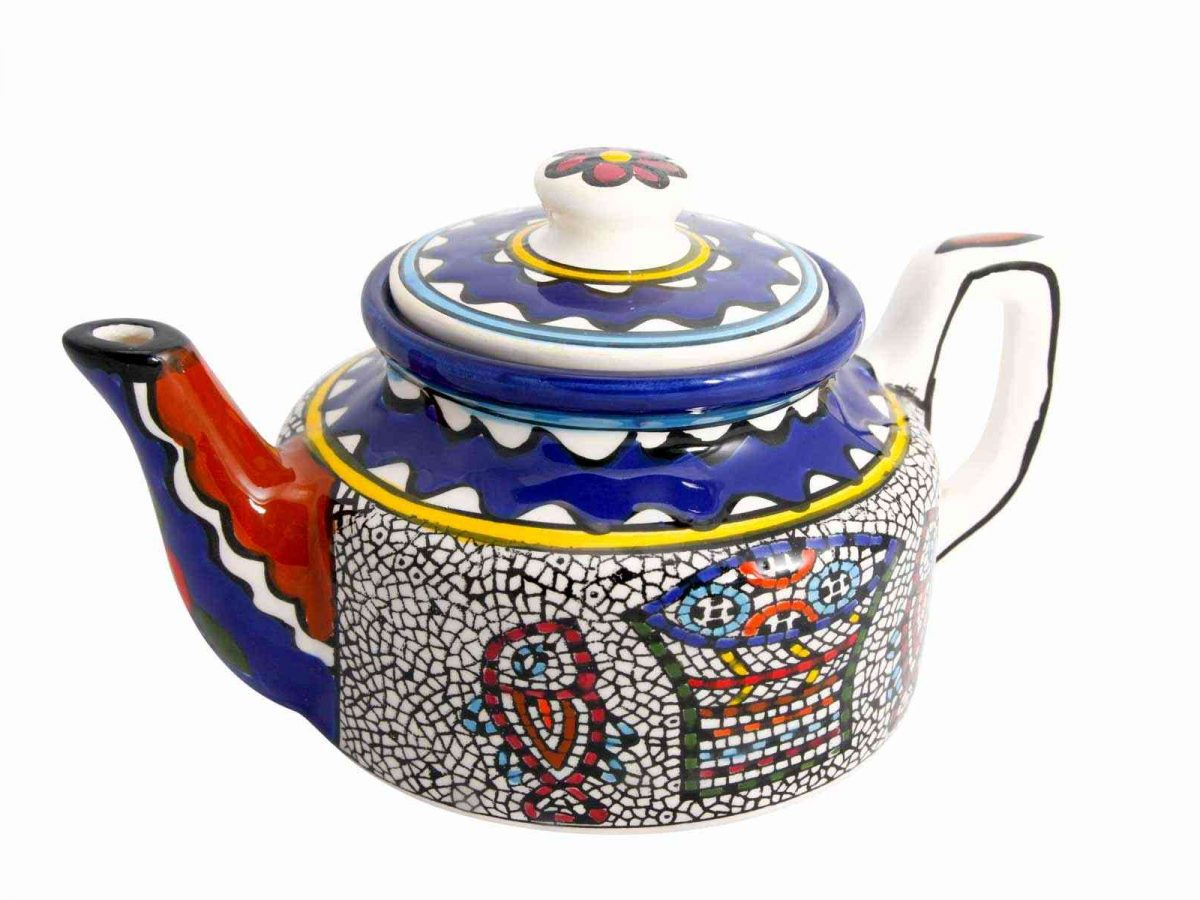 Armenian ceramics Teapot -0