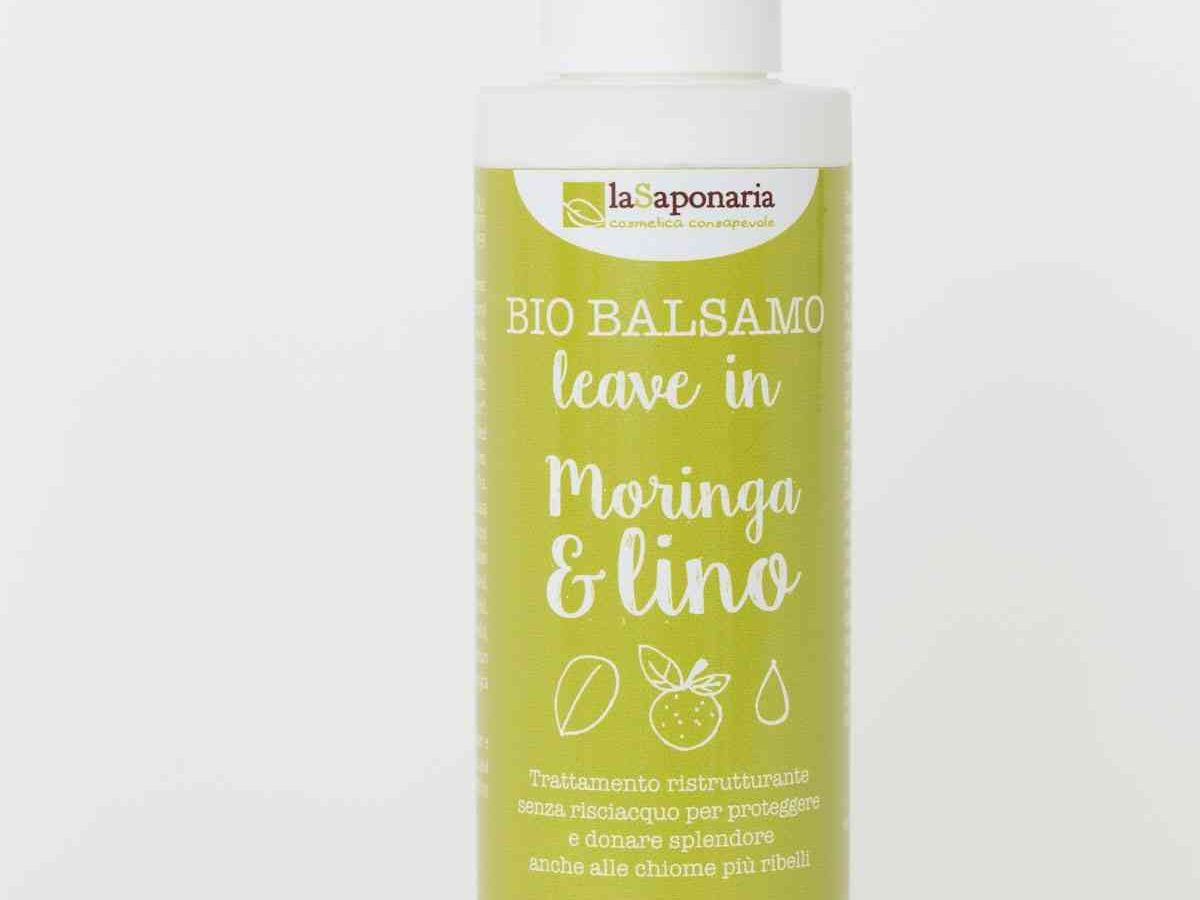 Moringa & Linseed Oil Organic Conditioner 150 ml-0