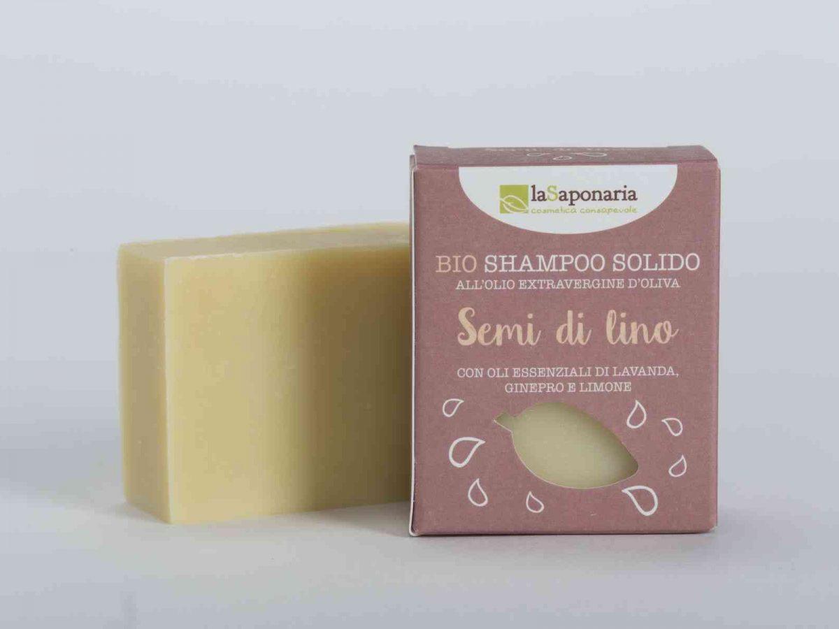 Organic Linseed Solid Shampoo-0