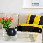 Danfani Cushion Inspired by Burkina Faso, Tailored in Italy-765