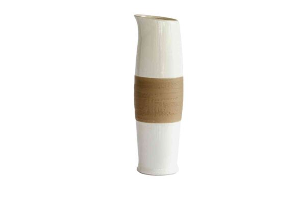 Rounded Spout Carafe - Handmade in Italy-0