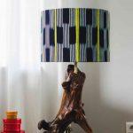 Lampshade BAOULE Lamp - Handmade in Italy-1189