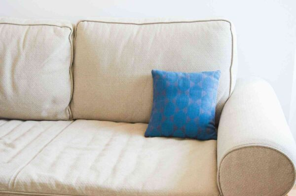 Cieloazzurro Pillow Inspired by Senegal, Made in Italy-0