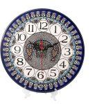 Armenian Ceramics Wall Clock -201