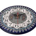Armenian Ceramics Wall Clock -202