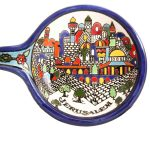 Armenian Ceramics Serving Pan-0