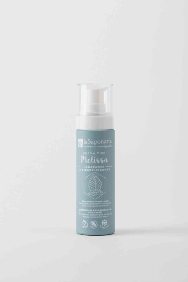 Melissa Moisturizing and Re-balancing Face Cream-0