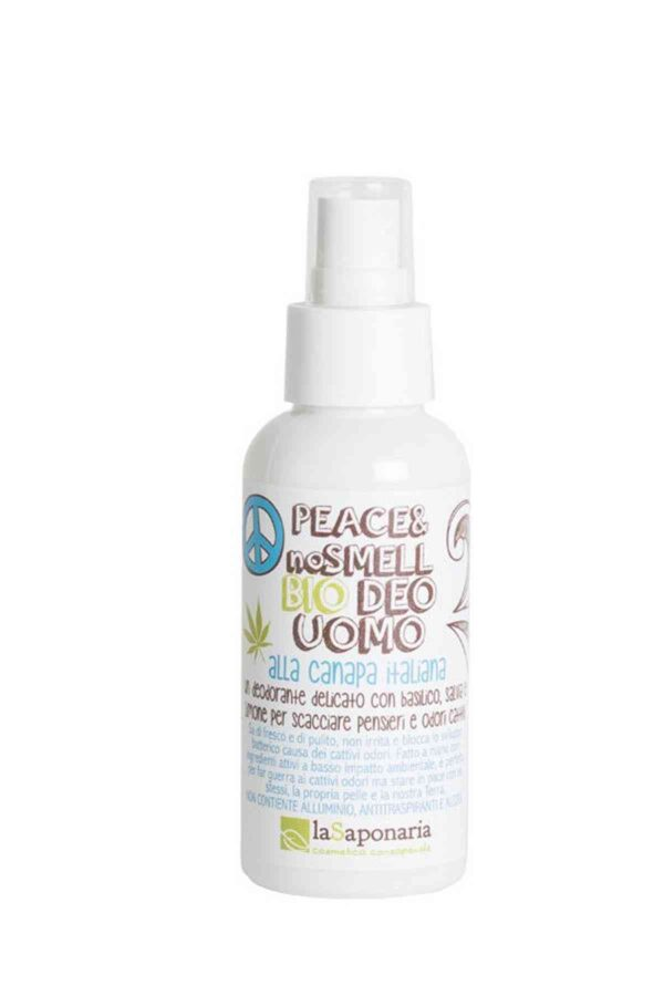 Peace and no Smell- organic deodorant 100 ml-0