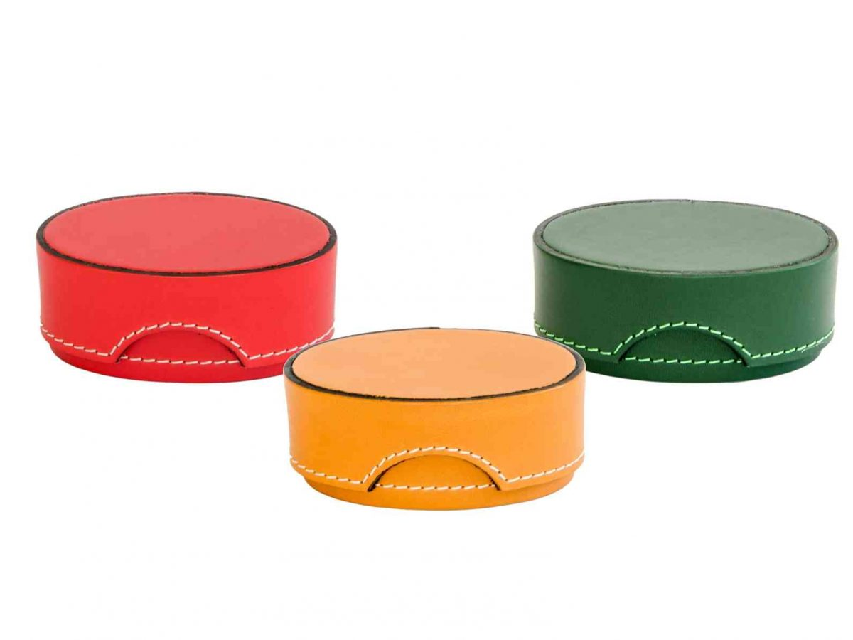 Medium Scatole Oval Boxes - Handmade in Italy-0