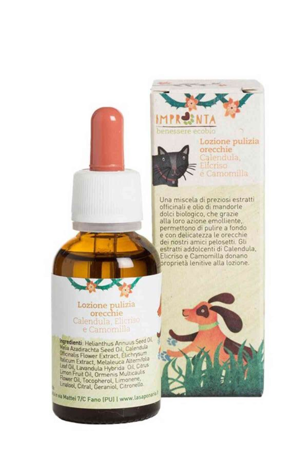 Cleaning Serum for Dogs and Cats Ears 30 ml-0