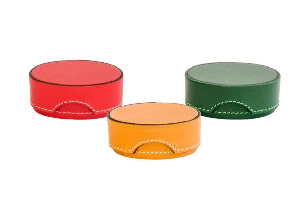 Medium Scatole Oval Boxes - Handmade in Italy-0