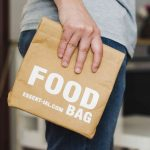 Cellulose Fiber Lunch Bag - Made in Italy-1120