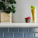 Harmonia Plastic Food Jar - Made in Italy-1073