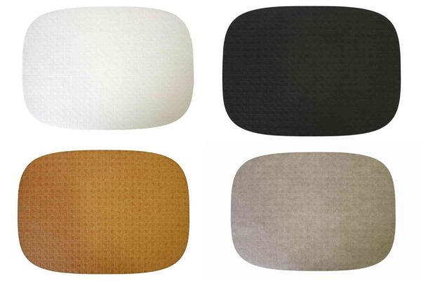 Cellulose fiber Placemat (Pack of 2 pcs)-0