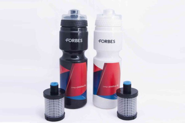 Forbes On-The-Go Filter Bottle - Extra Replacement Cartridge-0