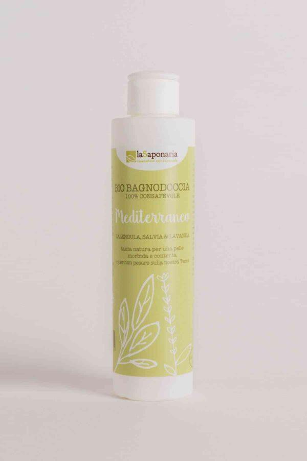 Mediterranean Organic Shower Gel -0