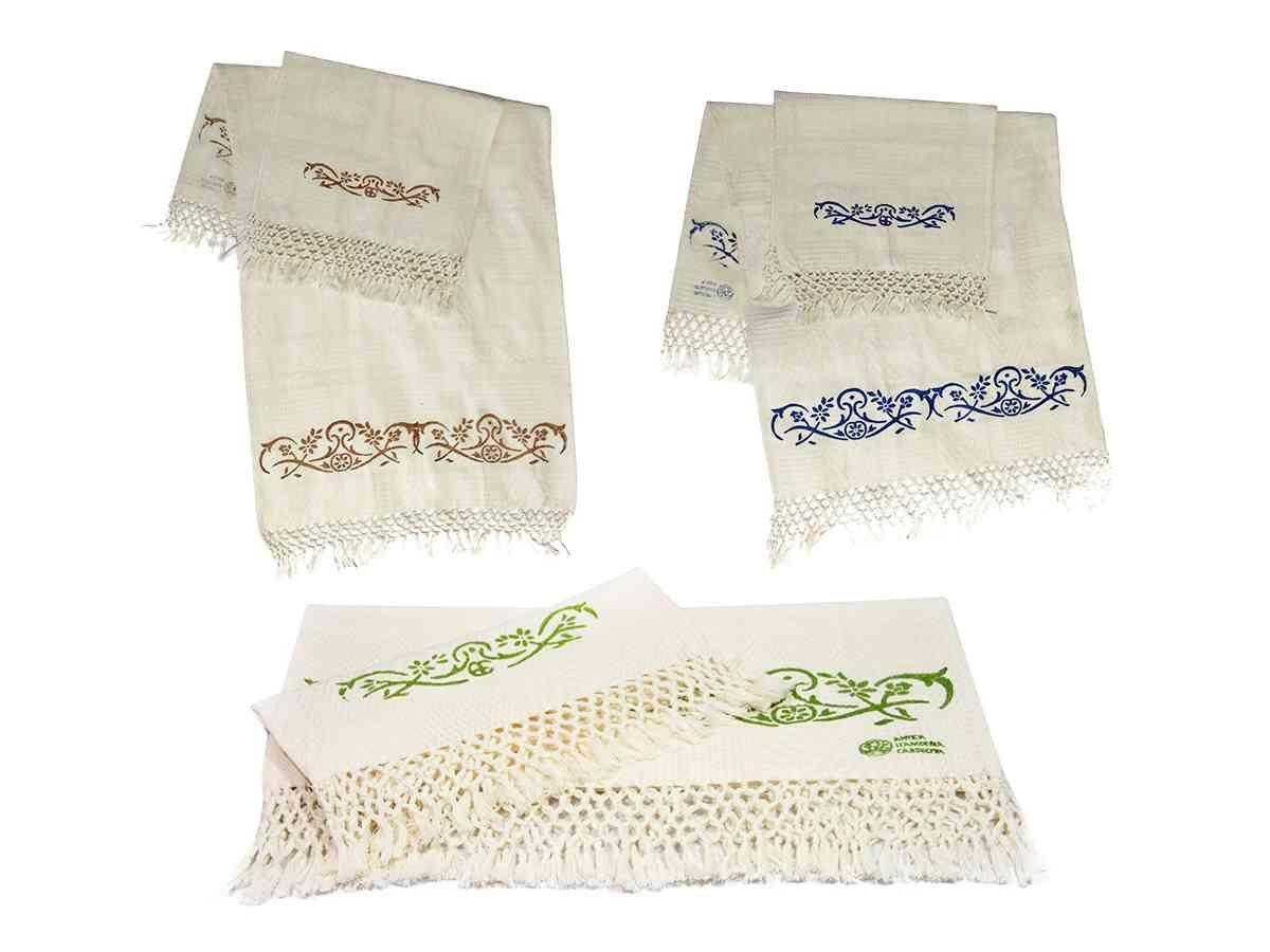 Handmade Twigs Towel Sets-0