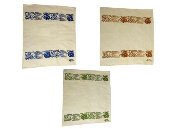 Handmade Wheat Motif Tablecloths-0