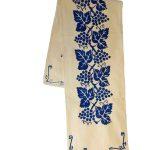 Handmade Long Runner Grapes Motif -1416