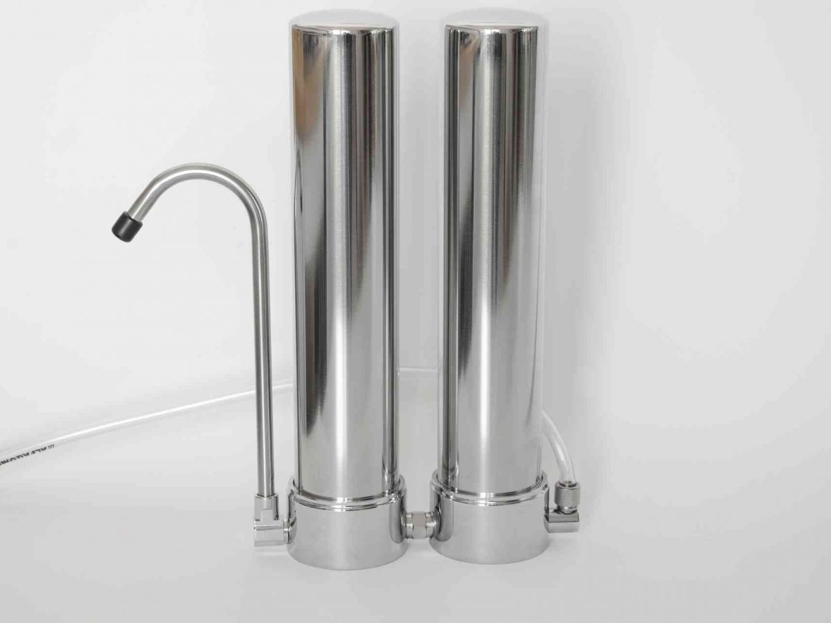 V+ LUCID DUO - WATER FILTRATION & SOFTENER COMBO-0