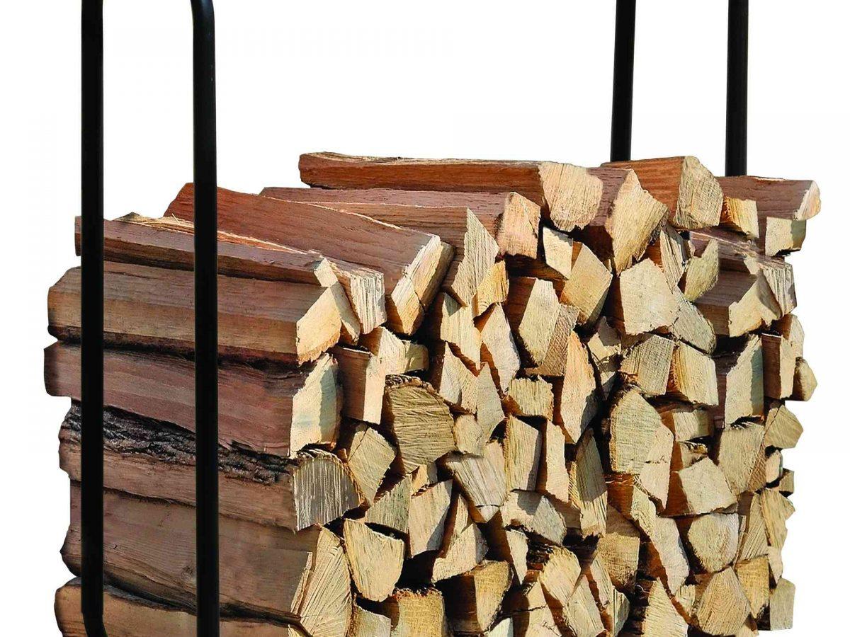 Shelter Logic firewood stacker - 122 cm-0