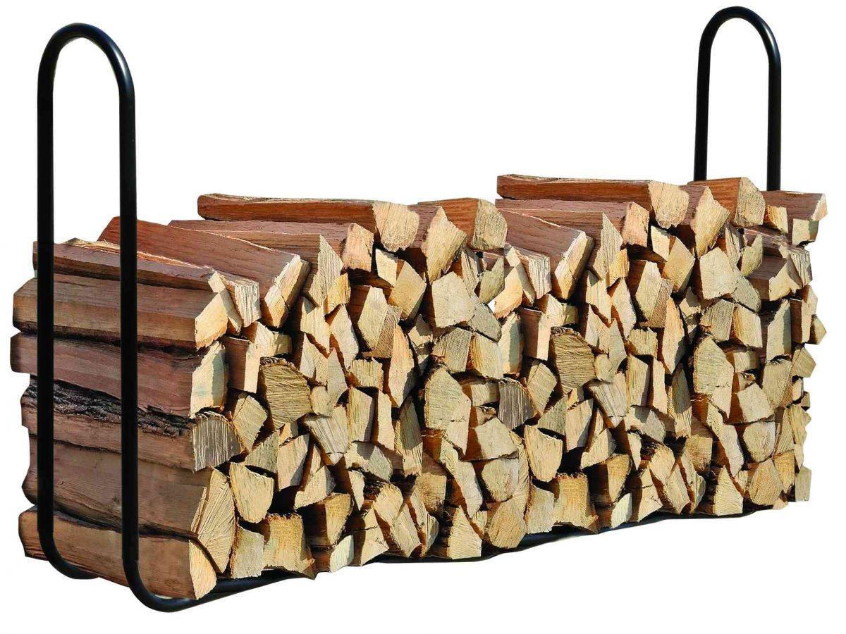 Shelter Logic Firewood Shelf - 244 cm-0