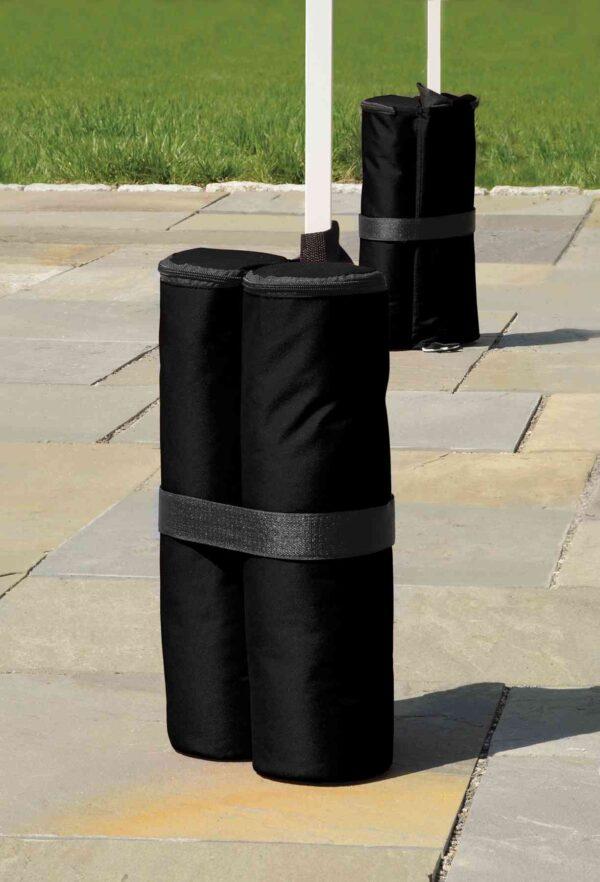 Ballast bags for pavilion-0