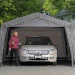 Shelter Logic Garage in a box 18.13 m2-1668