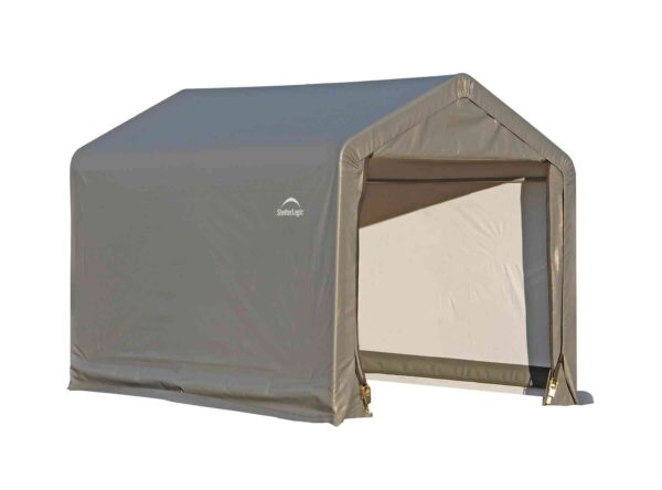 Shelter Logic Garden shed in-a-box-0
