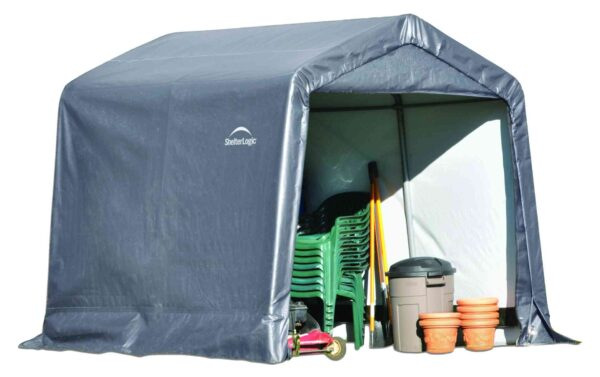 Garden Shelter Shed in-a-box -0