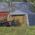 Shelter Logic Shed in-a-box 13.7m?-1664