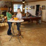 Lifetime Round Bistro Table-1644