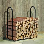 Shelter Logic firewood stacker - 122 cm-1703