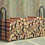 Shelter Logic Firewood Shelf - 244 cm-1706