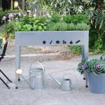 Herstera Garden raised bed Urban silver-1815