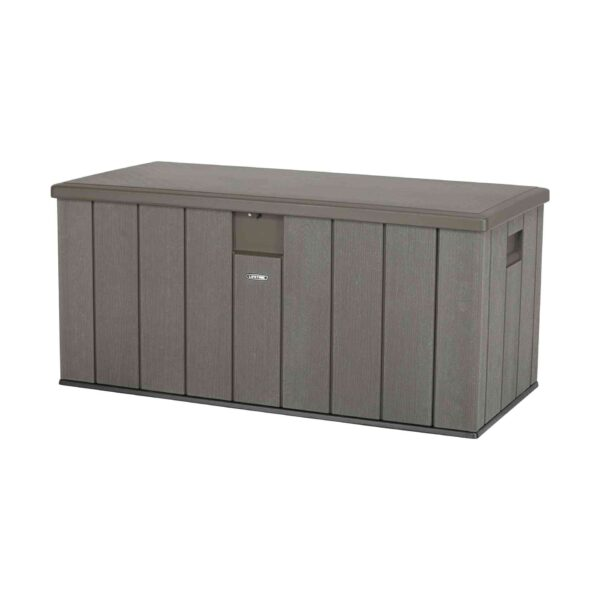 Lifetime pillow box dark gray 570 L-0