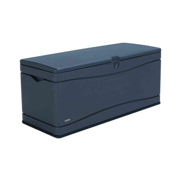 Lifetime Cushion Box Carbon Gray 495l-0