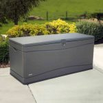 Lifetime Cushion Box Carbon Gray 495l-2030