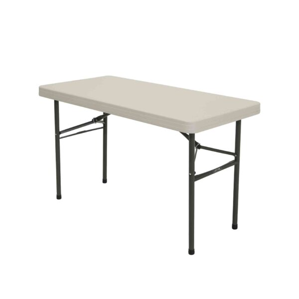 Lifetime Plastic Table-0