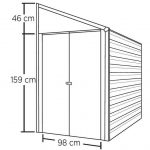 Spacemaker metal appliance house-1801