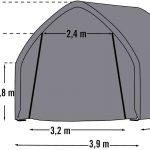 Shelter Logic Garage-in-a-Box 23,8 m? -1680