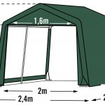 Shelter Logic House in-a-box -1633