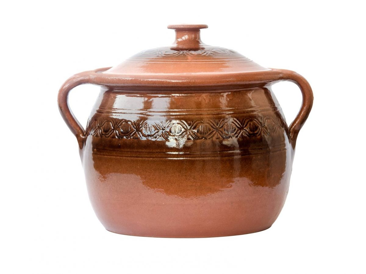 Cooking Clay Pot-0