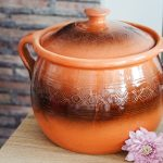 Cooking Clay Pot-2184