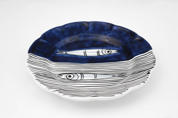 Vietri Ceramic Plates Set-0