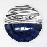 Vietri Ceramic Plates Set-2283