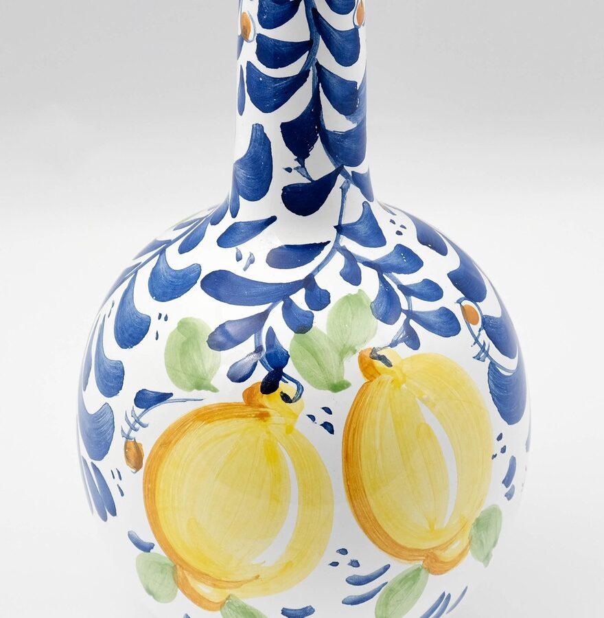 Round Limoncello bottle-0