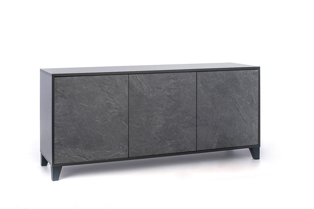 REA Dark Gray Sideboard-0