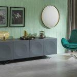 NORMA Dark Gray Sideboard-2421